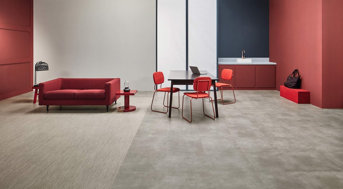 Nouvelle collection de revêtement Allura de Forbo Flooring