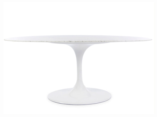 Table ovale Tulip Saarinen